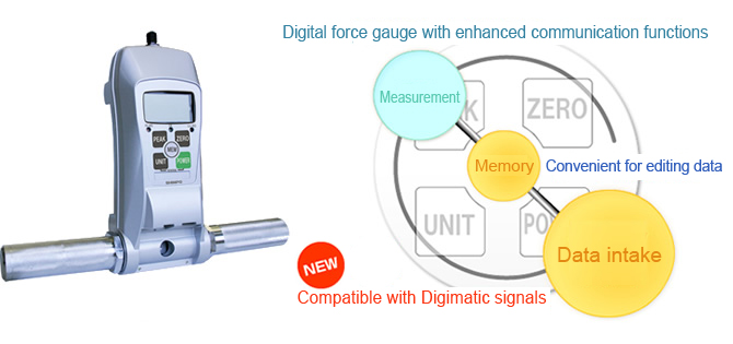 Electronic Test Indicator Series 213 : Fgpx h series|digital force gauges|force gauges and test